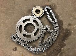 17 18 SKI-DOO FREERIDE 850 E-TEC SUMMIT RENEGADE MXZ OEM Chain Gears 45T 23T