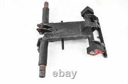 17 Ski-Doo Freeride 800R E-Tec Torque Arm Rear Suspension 137