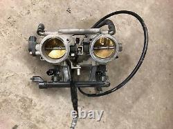 18 SKI-DOO FREERIDE 850 ETEC SUMMIT RENEGADE MXZ TPS Throttle Body Fuel Injector