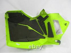 2015 Ski-doo Etec 800 Xm-rs Freeride Manta Green Lh Panel 517305691