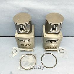82mm STD SPI Piston Kits Ski-Doo 850 E-Tec 17-19 MXZ Renegade Summit Freeride