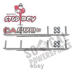 C&A PRO Shaper Bars by Stud Boy (Pair) 9in SkiDoo Freeride 800R ETEC (2012-2013)