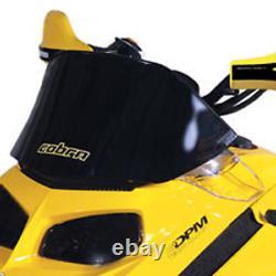 Cobra Windshield2016 Ski-Doo Freeride E-TEC 800R 154 Snowmobile PowerMadd 13521