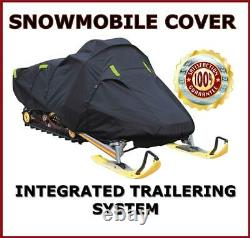 For Ski Doo Freeride 137 850 E-TEC 2018 Cover Snowmobile Sledge Heavy-Duty
