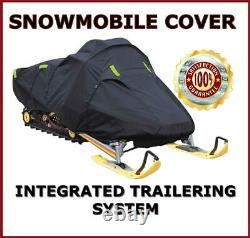 For Ski Doo Freeride 154 850 E-TEC 2018 Cover Snowmobile Sledge Heavy-Duty