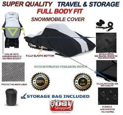 Full Fit Snowmobile Sled Cover SKI DOO Freeride 154 850 E-TEC 2018