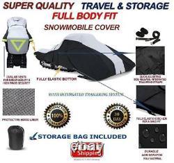 Full Fit Snowmobile Sled Cover SKI DOO Summit Freeride 2010