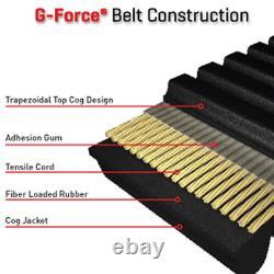 G-Force Drive Belt2014 Ski-Doo Freeride E-TEC 800R 146 Snowmobile Gates 49G4266