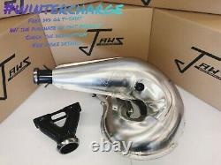 Jaws Exhaust 17-20 Ski Doo Gen4 850 Summit Freeride Backcountry Pipe & Y-pipe