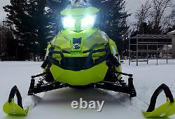 NEW Ski-Doo A-Arm Protector Guard / Float Plate Set Freeride X 38