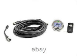 Razorback 3.1 Edition Dimmable Infrared CVT Belt Temperature Gauge Black