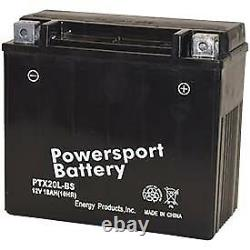 Replacement Battery For Ski-doo Free Ride 800cc Snowmobile For Year 2013 Model