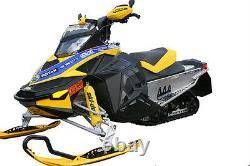SKI-DOO XP 2008+ Free Ride Summit XP PREMIUM Vent Kit FULL Vent Kit WHT