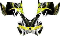 Ski Doo Brp Rev XP XM XR Z Summit Freeride Grafik Aufkleber 163 154 146 137 3