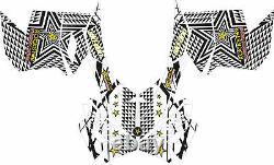 Ski Doo Brp Rev Xp XM Xr Z Summit Freeride Graphics Decal Wrap 163 154 146 137 2