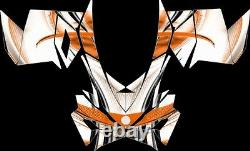 Ski Doo Brp Rev Xp XM Xr Z Summit Freeride Graphics Decal Wrap 163 154 146 137 3
