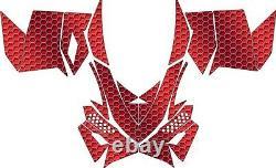 Ski Doo Brp Rev Xp XM Xr Z Summit Freeride Graphics Decal Wrap 163 154 146 137 4