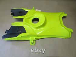 Ski doo 2015 REV XM Freeride 800R Etec Green Rear Console 800 R E-Tec 15