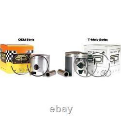 Sports Parts Inc. T-Moly Series Piston Kit2012 Ski-Doo Freeride E-TEC 800R 154